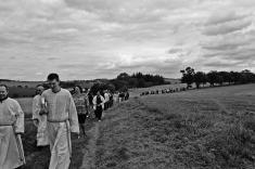17.8.2014-svěcení praporů,svatá muka..