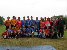 Domácí soutěž O pohár starosty obce 22. srpna 2009