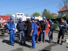 O putovní pohár starosty Rožmitálu pod Třemšínem 25. května 2009 (Erb)